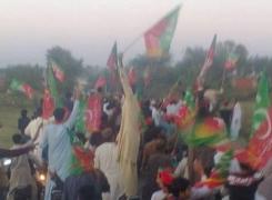میونسپل کمیٹی بھون میں تحریک انصاف کے3 ، مسلم لیگ ن کا1 اور1 آزاد امیدوار کامیاب